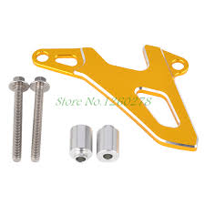 <b>Motorcycle CNC Aluminum</b> Front Sprocket Cover For Suzuki ...