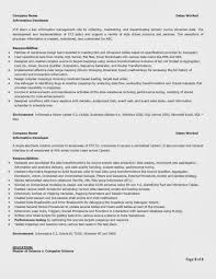 sap business one implementation consultant resume