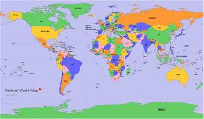 Home · Mitglieder · Karte · Registrieren ... weltkarte länder