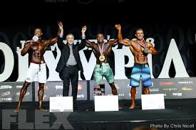 Men's Physique Olympia | Olympia Weekend