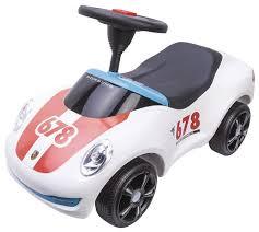 <b>Каталка</b>-толокар <b>BIG</b> Porsche Premium (56348) со звуковыми ...