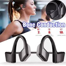 <b>K08 Bone Conduction Bluetooth</b> Headset New Headphones With ...