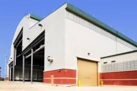 Air Force <b>C</b>-<b>5</b> Galaxy Hangar - Metl-Span, Insulated Wall <b>Panels</b> ...