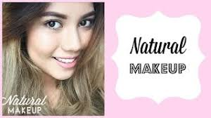 beauty ger msia on 15 february 2016 natural makeup tutorial 2016 simple