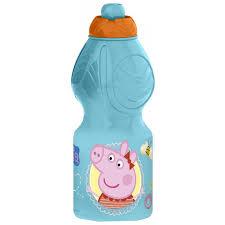 """<b>Бутылка</b> пластиковая спортивная фигурная """"<b>Свинка Пеппа</b>"""", 400 ..."""