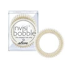 <b>invisibobble Slim Stay</b> Gold - Buy Online in Guadeloupe at Desertcart