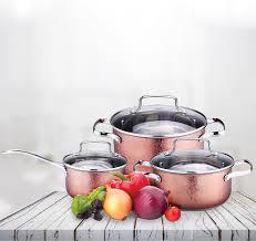 <b>Набор посуды из нержавеющей</b> стали FROZEN (6 предметов)
