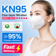 <b>20PCS KN95</b> Masks <b>N95</b> Masks Breathable Protective Masks <b>non</b> ...