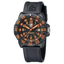 <b>Luminox</b> Navy SEAL Colormark резиновый ремешок наручные <b>часы</b>