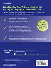 com kaplan ap english language composition kaplan com kaplan ap english language composition 2016 kaplan test prep 9781625231475 denise pivarnik nova books