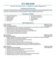 executive assistant resume getessay biz executive assistant resume administrative