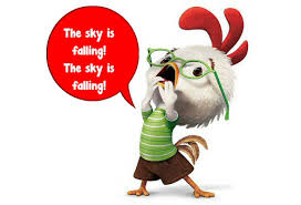 Image result for chicken little