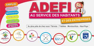 Приложения в Google Play – <b>ADEFI</b>-Mission Locale
