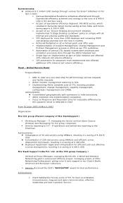 it head resume 2