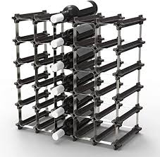 NOOK <b>Wine Rack</b> Medium Kit <b>25</b> - Bottle Rack with Modular System ...