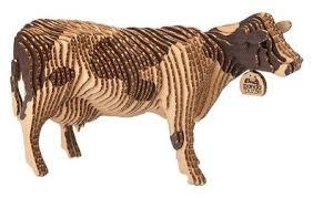<b>Сборная модель PandaPuzzle</b> Корова — купить по выгодной ...