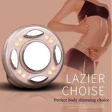 rf ultrasonic cavitation led radio frequency slimming massager machine fat burner anti cellulite lipo skin beauty device