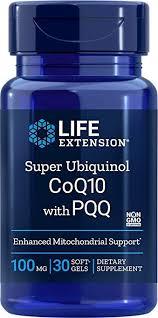 Life Extension Super Ubiquinol CoQ10 with PQQ, 30 ... - Amazon.com
