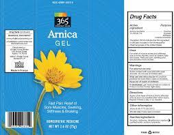 """Résultat de recherche d'images pour """"arnica gel"""""""