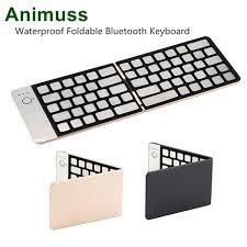 <b>Animuss</b> Bluetooth Keyboard For <b>IPad IOS</b>/Android/Windows Tablet ...