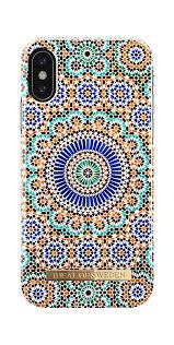 <b>Клип</b>-<b>кейс iDeal</b> для <b>iPhone X</b> Moroccan Zellige (IDFCS17-I8-54)