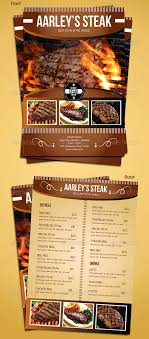 steak menu flyer template front page menu research buy steak menu flyer template by arifpoernomo on graphicriver this steak menu flyer template can be used for steak house restaurant cafe bakery