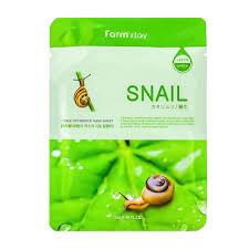 <b>Тканевая маска FarmStay</b> Visible Difference Mask Sheet Snail ...