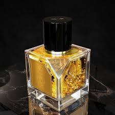 <b>XXIV Carat</b> Gold • <b>Vertus</b> Perfume