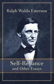 emerson essay self reliance  www gxart orgnature and self reliance essay emerson the essay on self essay self reliance by ralph waldo