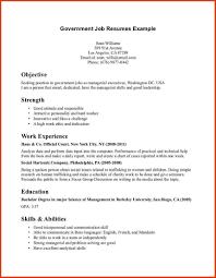resume formats for government jobs best resume format for government jobs sample resume format for resume sample construction superintendent resume career