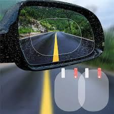 Антидождь защитная наклейка  <b>пленка</b>  на боковые <b>зеркала</b> ...