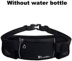 cheng Running Bags Waist 2 <b>Water</b> Bottle <b>Outdoor Camping Hiking</b> ...