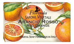 Купить <b>натуральное мыло passione di</b> frutta arancio rosso 100г ...
