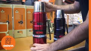 <b>Thermos</b> Stainless King <b>Insulated</b> Flask - YouTube