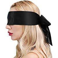 faux leather blindfold bdsm bondage night eye mask erotic sex toy adults game