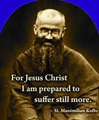 Image result for Saint Maximilian Kolbe, Priest, Martyr