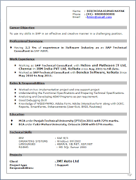 blog co sample of technical consultant in sample sap mm consultant cover letter
