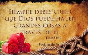 Resultado de imagen para versos de la biblia de esperanza