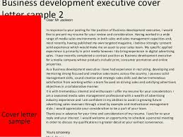 business development executive cover letteryours sincerely mark dixon cover letter sample    business development