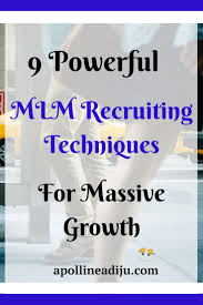 images about simple social by apolline adiju 9 powerful mlm recruiting techniques for massive growth