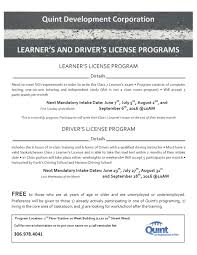 core neighbourhoods at work quint development saskatoon sk learner s license program monthly program that helps a learner prepare and study for the saskatchewan class 7 learner s license exam
