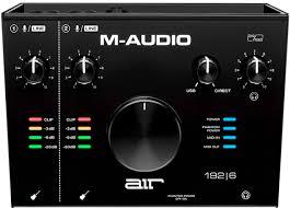 <b>M</b>-<b>Audio Air</b> 192|6 – бюджетный USB-<b>аудиоинтерфейс</b> | ProSound