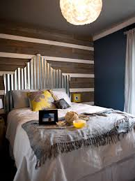 creative upcycled headboard ideas bedrooms bedroom decorating ideas hgtv bedroomeasy eye upcycled pallet furniture ideas