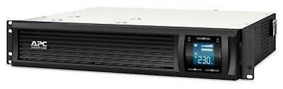 <b>APC Smart</b>-<b>UPS C</b> 3000VA Rack mount LCD 230V <b>SMC3000RMI2U</b>
