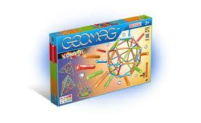 <b>Конструктор Geomag магнитный Confetti</b> (127 деталей ...