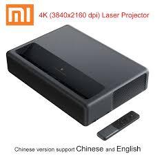 <b>Xiaomi mijia</b> 4K <b>laser projector</b> TV home theater short focus 5000 ...