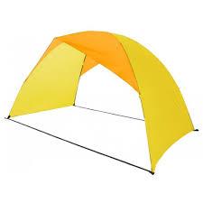 <b>Тент пляжный Jungle Camp</b> Palm Beach желтый/оранжевый