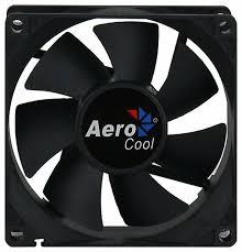 <b>Вентилятор</b> для корпуса <b>AeroCool</b> Dark <b>Force</b> 8cm Black <b>Fan</b> ...