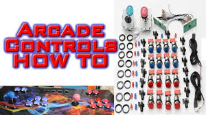 LED <b>Arcade</b> Button <b>KIT</b> - Unboxing, Review, and HOW TO SETUP ...