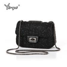 <b>YBYT</b> Brand 2018 <b>New Fashion</b> Joker Wool <b>Women'S</b> Flap Hotsale ...